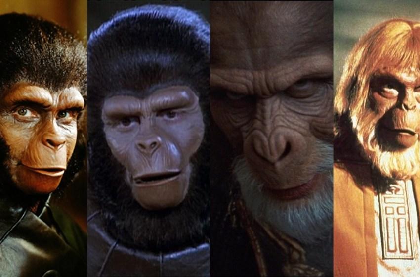 Especial | Conhecendo o universo de 'O Planeta dos Macacos'