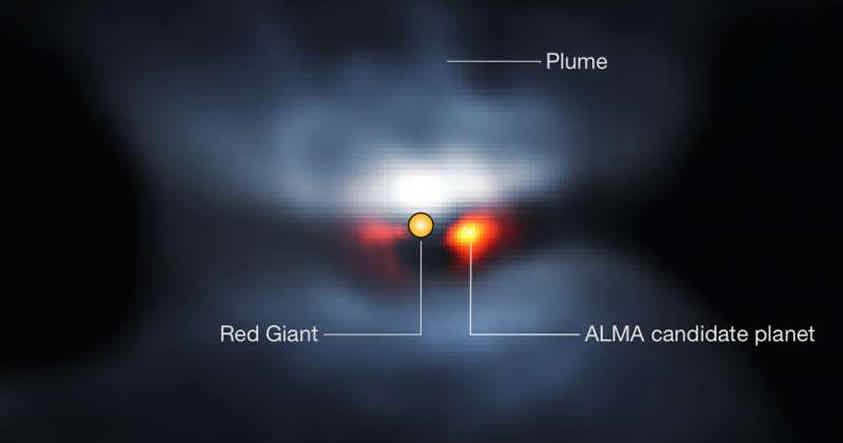 Científicos observan en otra estrella, cómo el Sol destruirá la vida en la Tierra