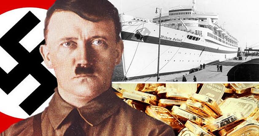 ¿Han descubierto el oro perdido de Hitler en el naufragio del «Titanic» nazi?