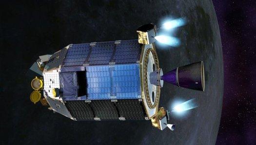 Chandrayaan-2: Orbitador, aterrizador y rover, que será lanzada en 2018.
