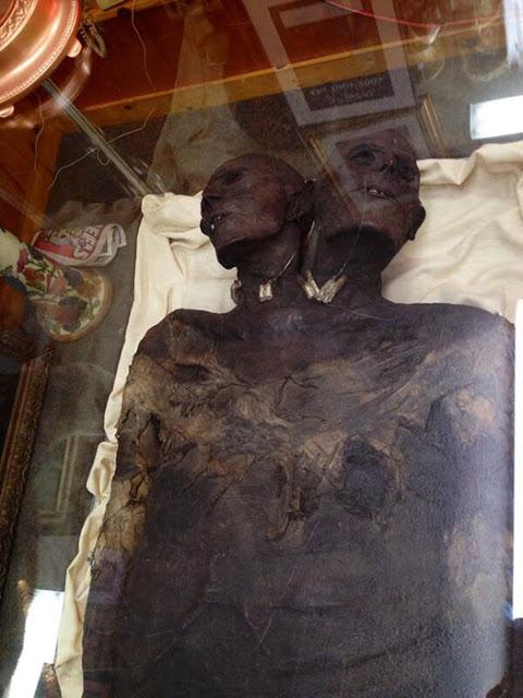Kap Dwa, el gigantes de dos cabezas