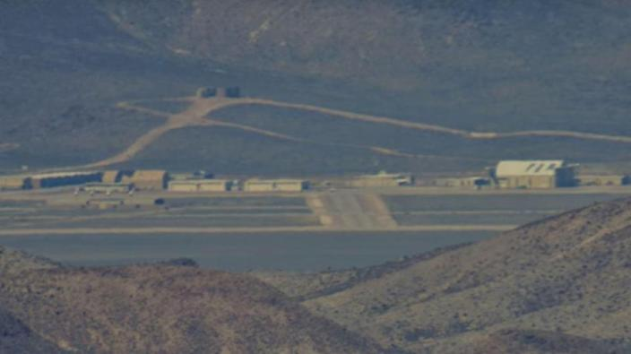 Buildings of all sizes and shapes can be seen(Area 51)