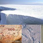 El hielo derretido en la Antártida está revelando antiguos asentamientos humanos?