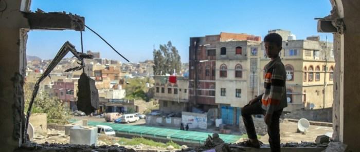 Yemen está pasando por una de las peores crisis humanitarias de la historia, causadas por la guerra