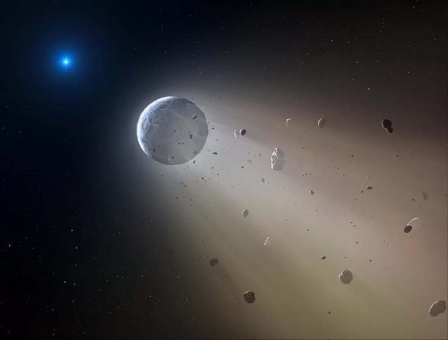 """Mysterious """"alien"""" signals are being sent by dead planets alien signals"""
