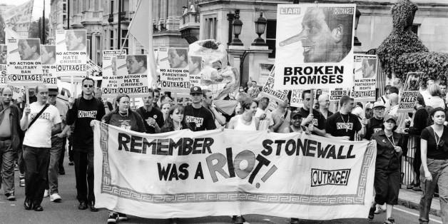 Stonewall fue una revuelta, no una fiesta
