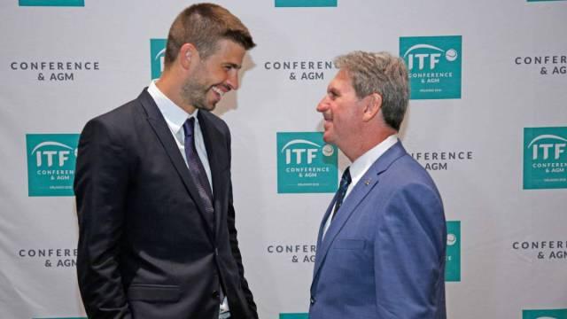 """La nueva Copa Davis, o """"Copa Piqué"""""""