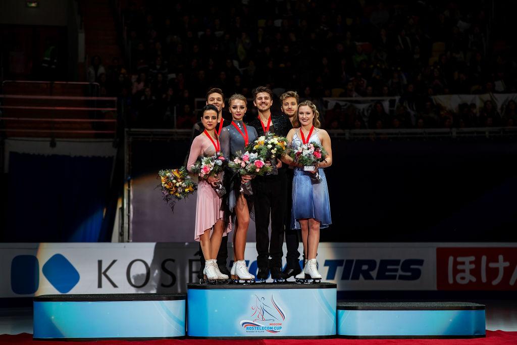 ISU Grand Prix of Figure Skating Rostelecom Cup