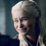 Sobre la gente que ha llamado a su hija Daenerys
