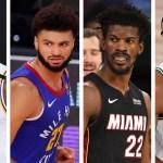 Playoffs NBA: Cuatro candidatos para el anillo