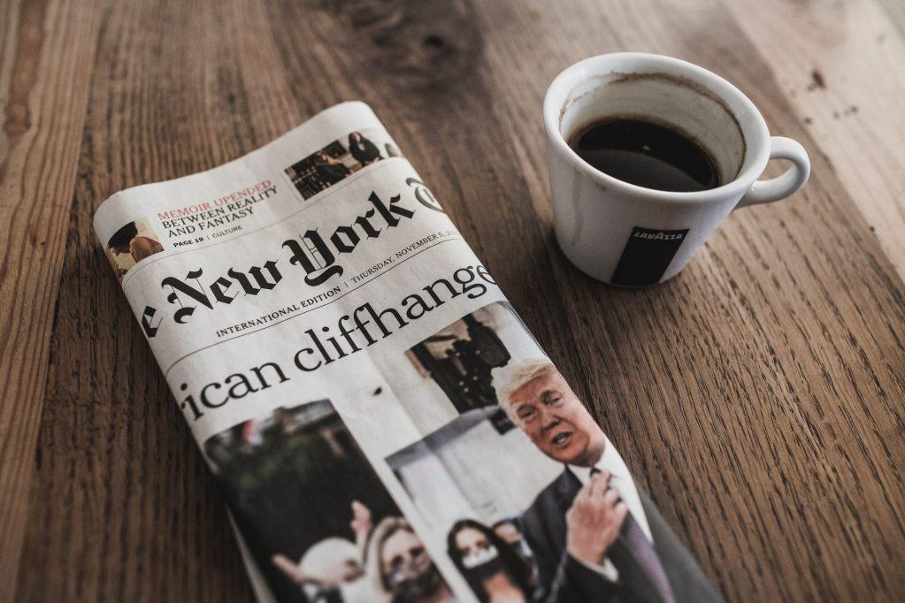 Periódico The New York Times