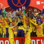 El Barça «hunde» al Athletic y suma su 31ª Copa del Rey
