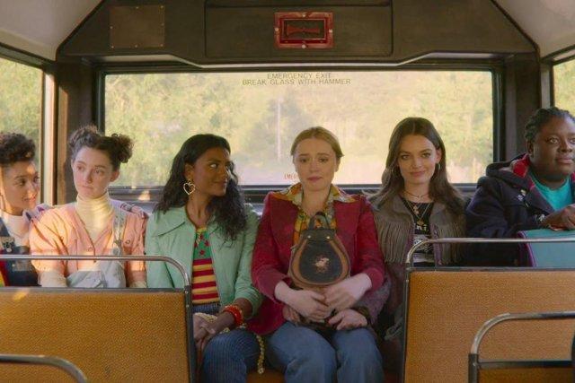 Escena del bus, Sex Education