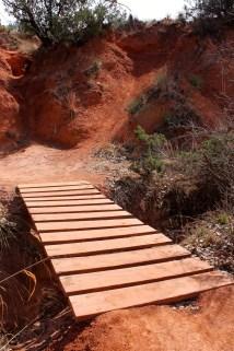 The Bridge on SunFlower Trail