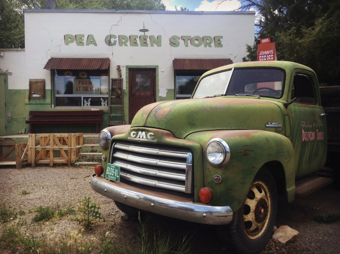 Pea Green Store, Colorado