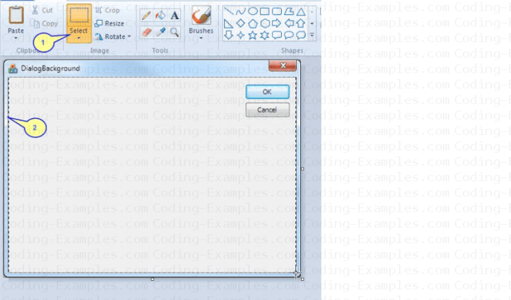 Copying Client Area to Clipboard