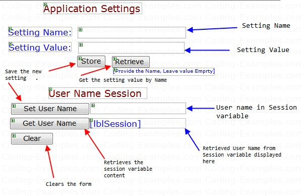 The Dynamic ASP.Net Web Config Update Example