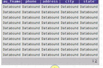 DataGrid Control and SqlDataSource
