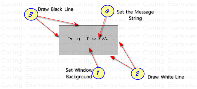 The Window with Graphics Task