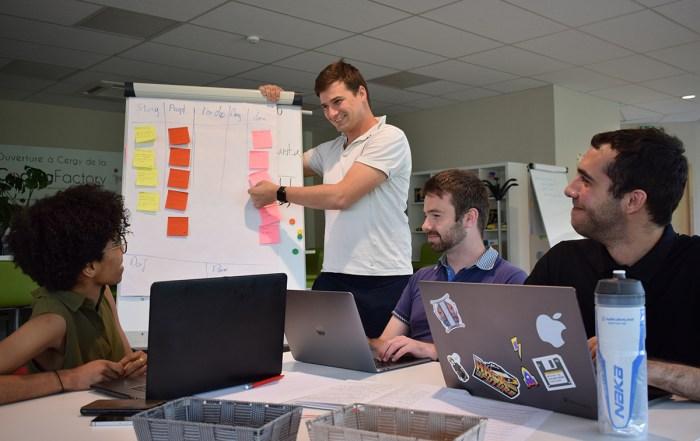 Job attack, brain storming coding factory