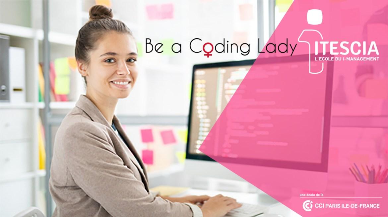 Be a coding lady