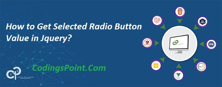 Selected Radio Button Value in Jquery