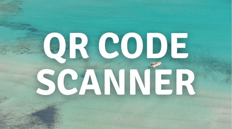 qr code scanner in android