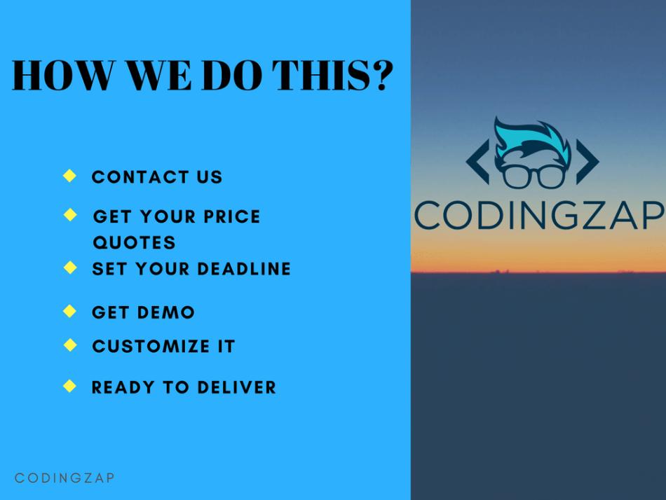 Do my Programming Project - Codingzap