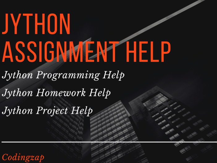 Jython Assignment Help