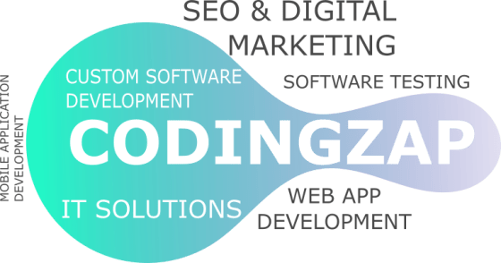 software development company- Codingzap