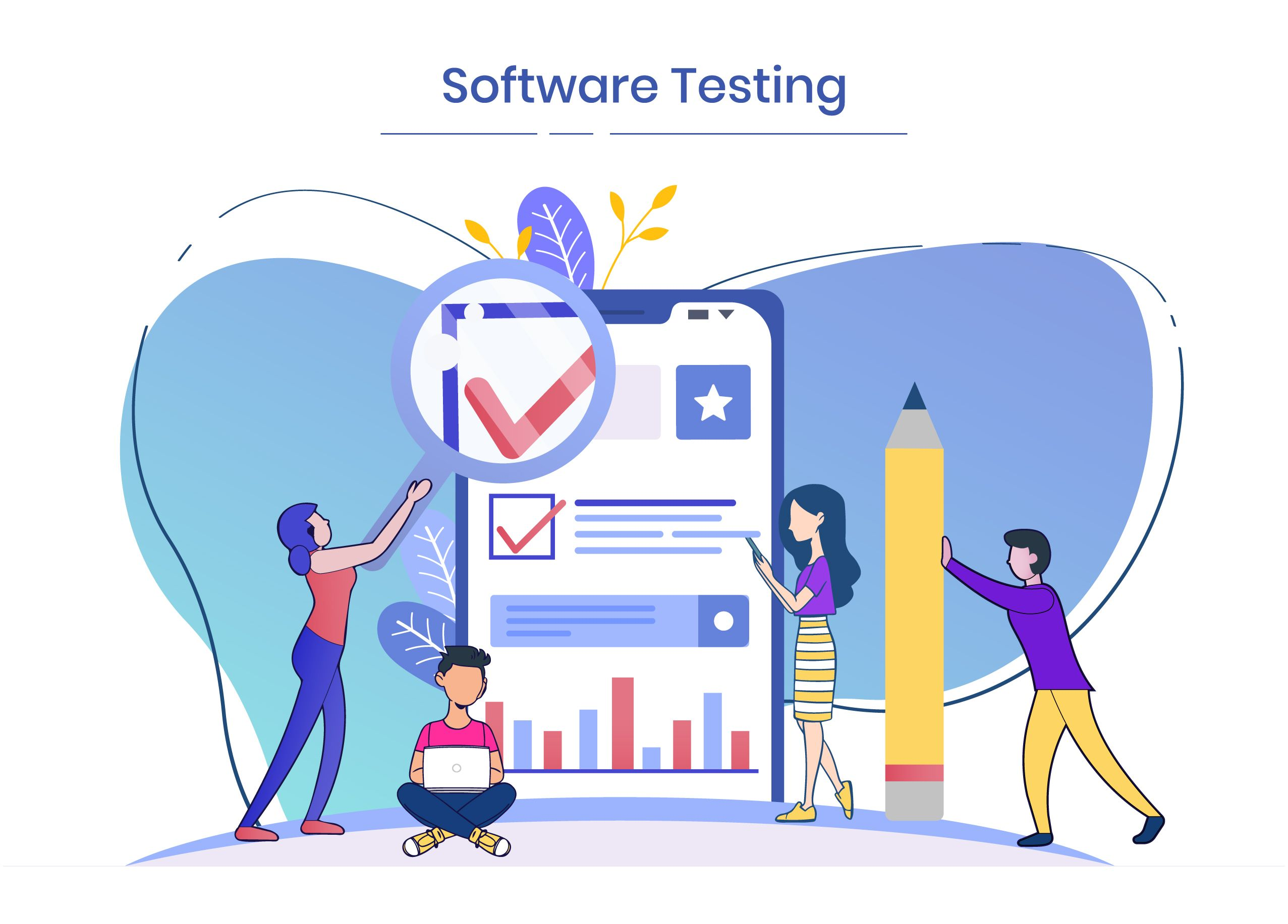 software and app testing