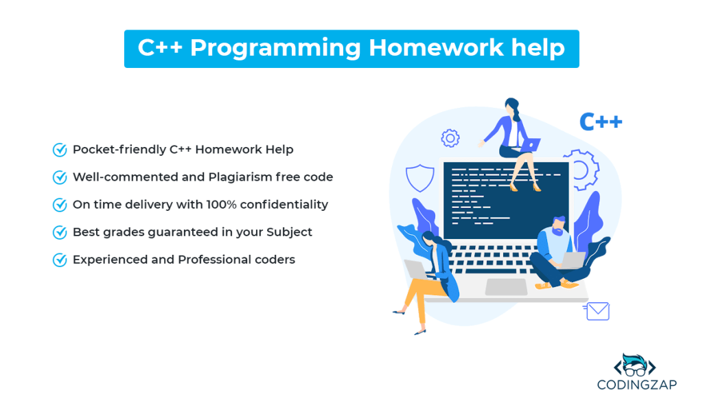 C++ Programming Homework Help