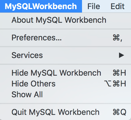 turn safe updates off from mysql workbench