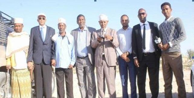 Wakiilka Somaliland ee Denmark oo Lagu Soo Dhaweeyay Hargaysa