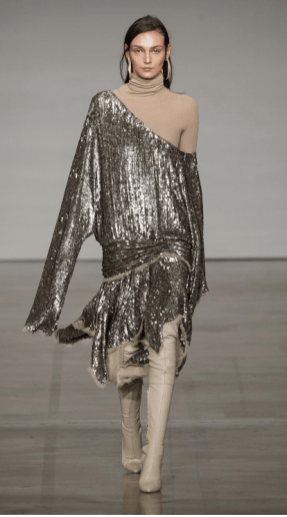 Zimmermann - Lurex Dress