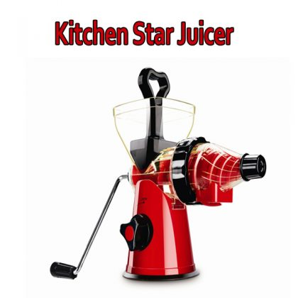 Kitchen Star Juicer Pakistan