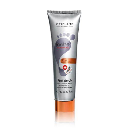Oriflame Feet Up Advanced 2 in 1 Deep Action Foot Scrub