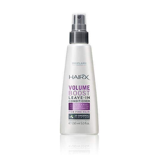 Oriflame HairX Volume Boost Leave In Conditioner Pakistan