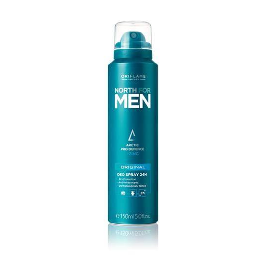 Oriflame North For Men Original Deo Spray Pakistan