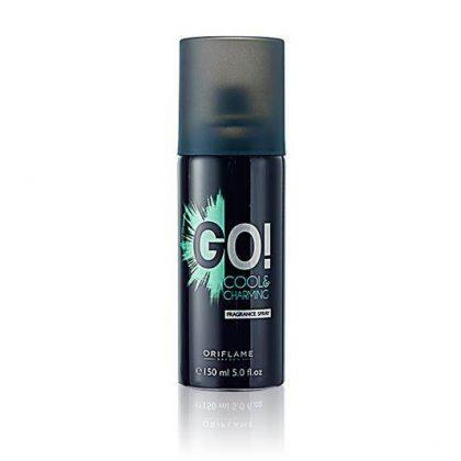 Cool & Charming Fragrance Spray