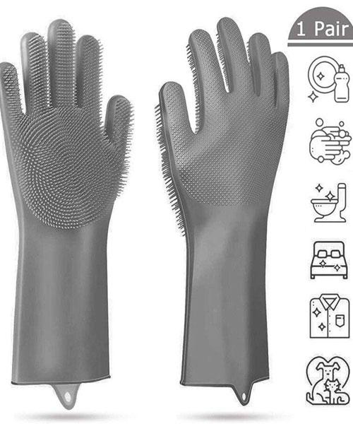 Silicone Dishwashing Gloves Pakistan