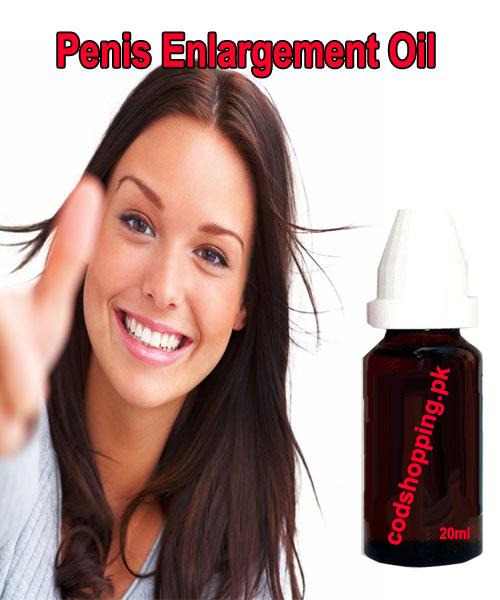 Penis Enlargement Oil Pakistan
