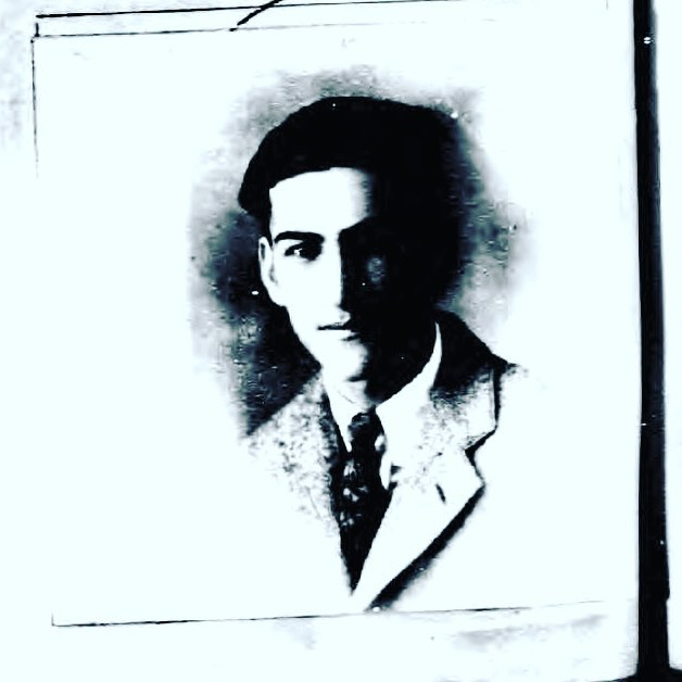 George Oppen, Passport Photo, 1924