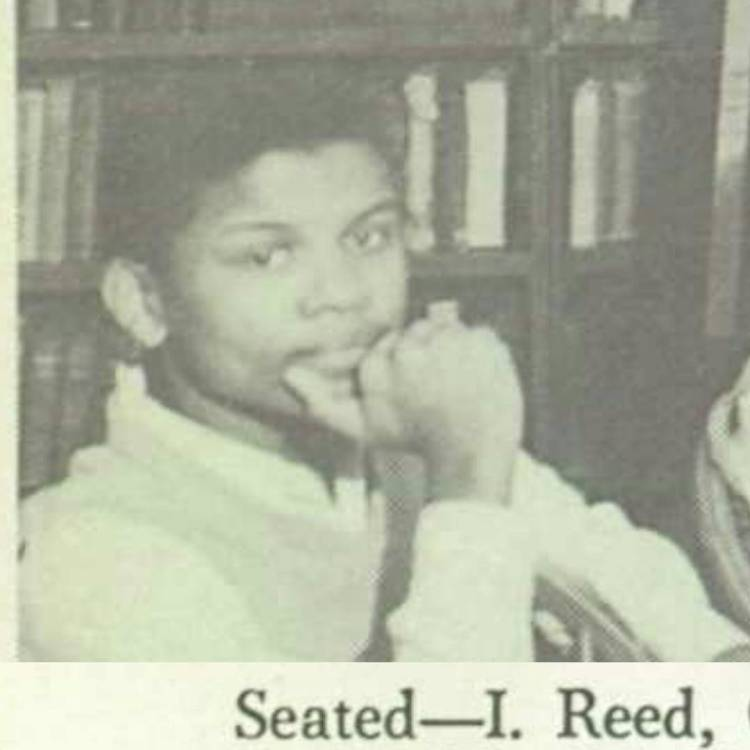 Ishmael Reed, Buffalo East High, Debate and Forum, 1955