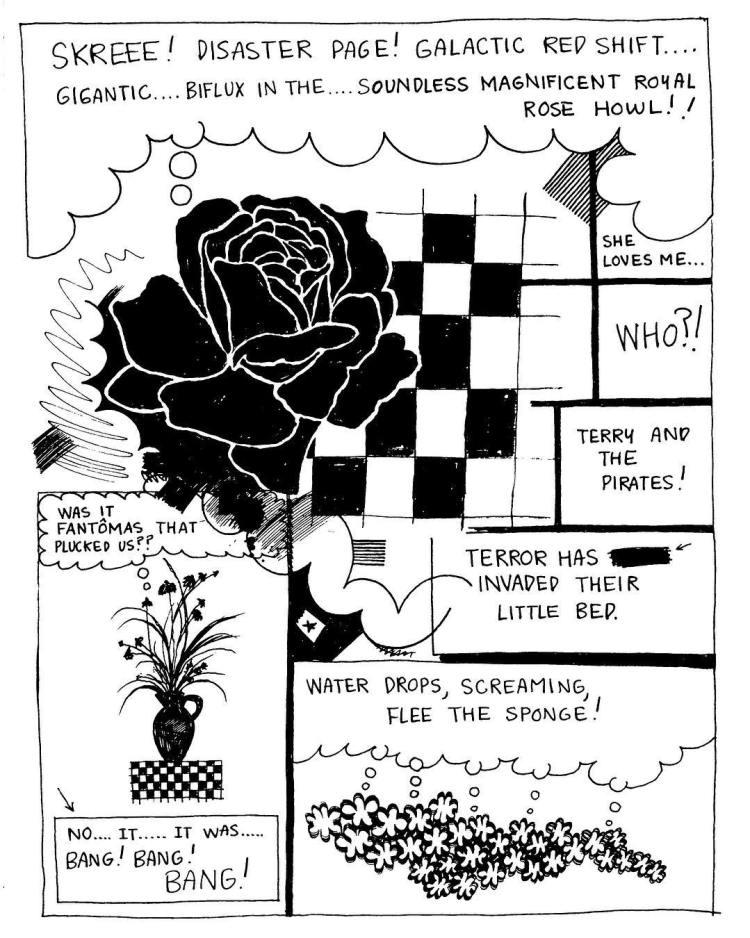Joe Brainard from C Comics no. 2, 1965