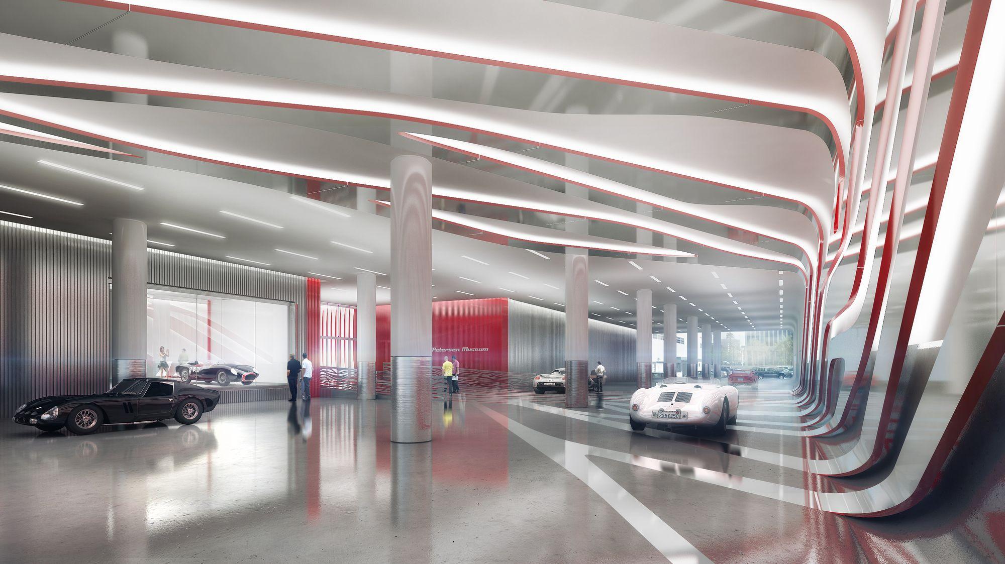 New Museum In La Petersen Automotive Museum Codylee Co