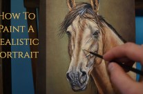 How to Paint a Horse Portrait