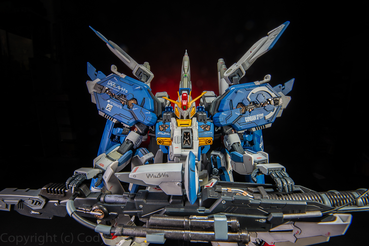 Mg 1 100 Ex S Gundam With Conversion Set Cod T Modeling
