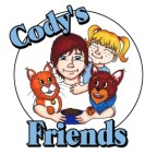 cody's friends logo with eyes