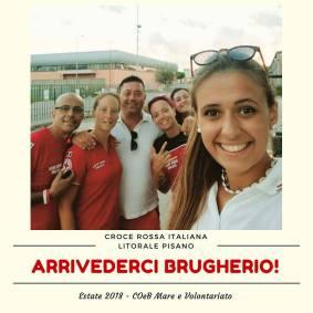 Mare e Volontariato CRI Brugherio